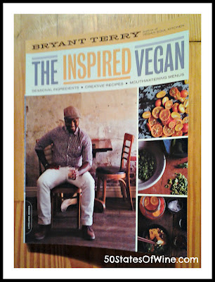 The Inspired Vegan book cover