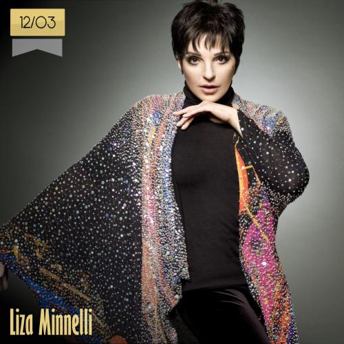 12 de marzo | Liza Minnelli - @lisaminnelli | Info + vídeos