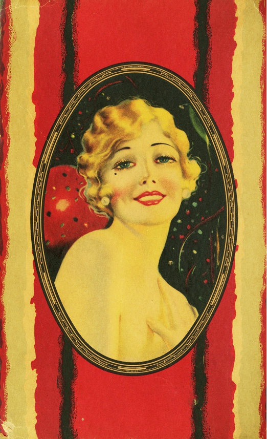 1930s Glam #30s #beauty #red #vintage #fashion