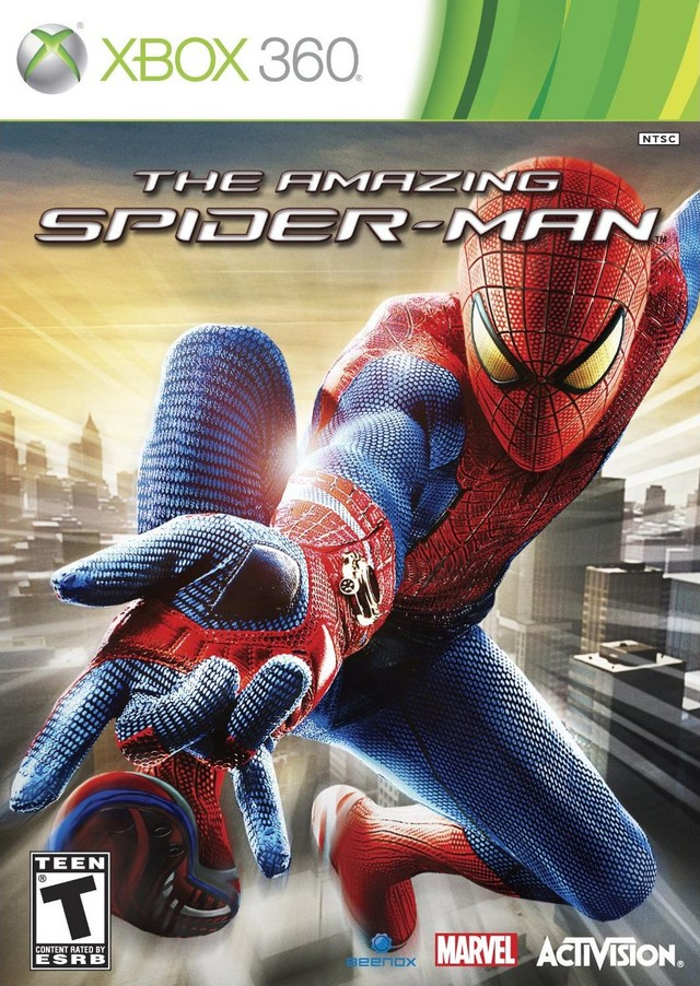 P Spiderman Games a linear SpiderMan game