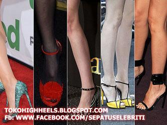 Koleksi Sepatu High Heels Model Terbaru