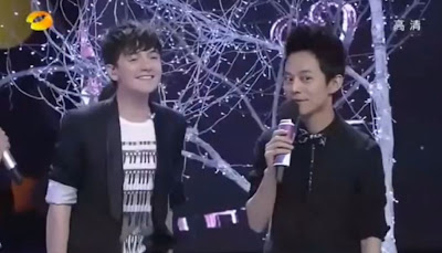 "Greyson Chance appears on the ""Happy Camp"" show in China Video"
