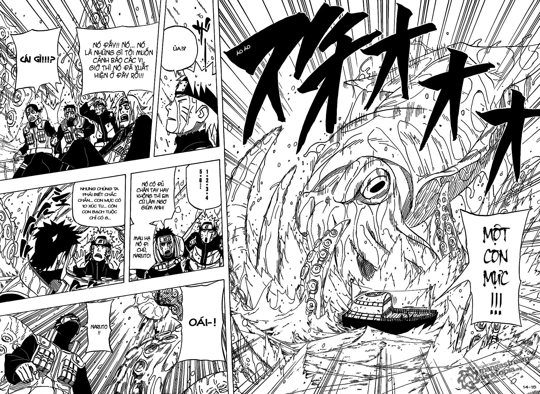 Naruto chap 491 Trang 13 - Mangak.info