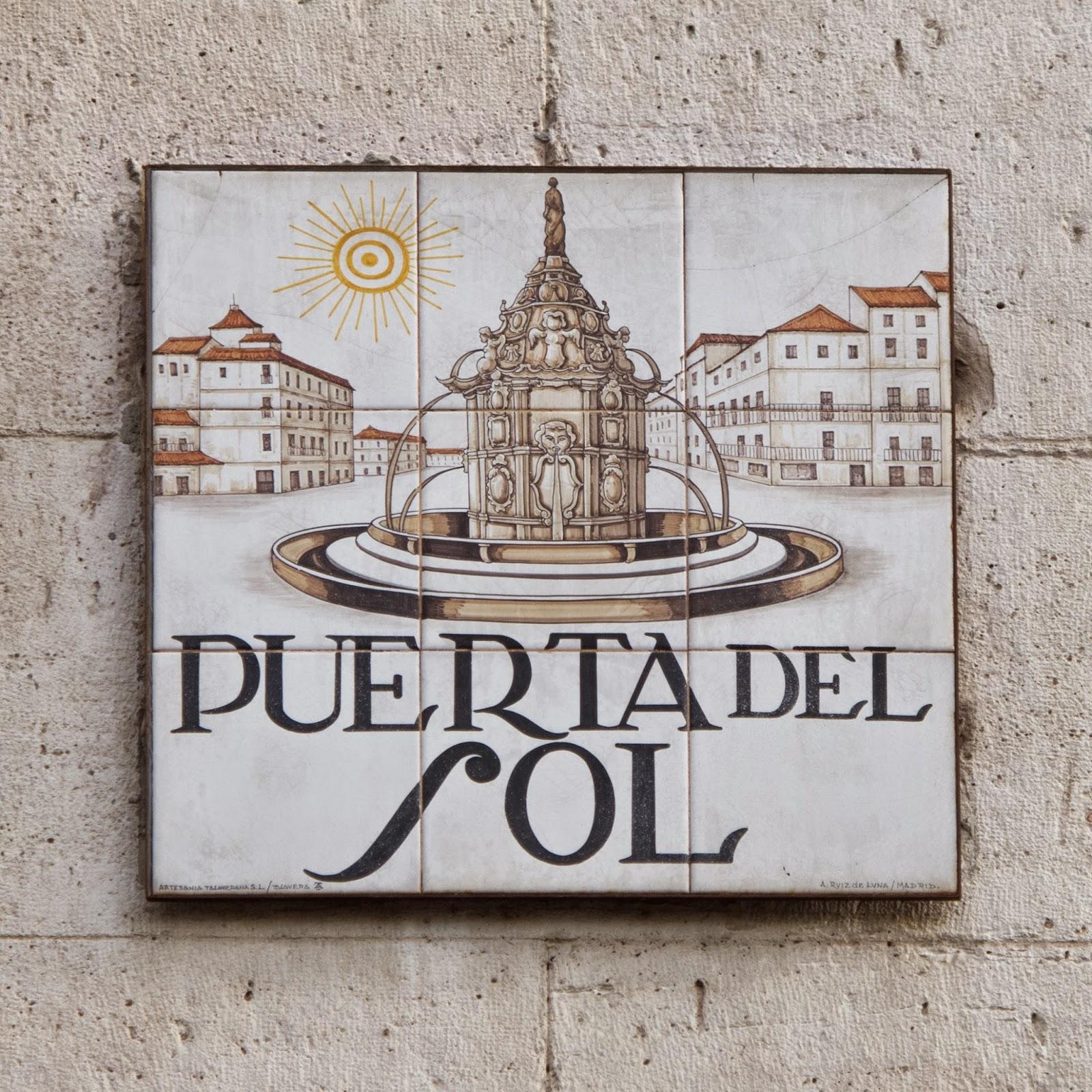 Tal d a como hoy en madrid diciembre 2014 for Puerta del sol hoy