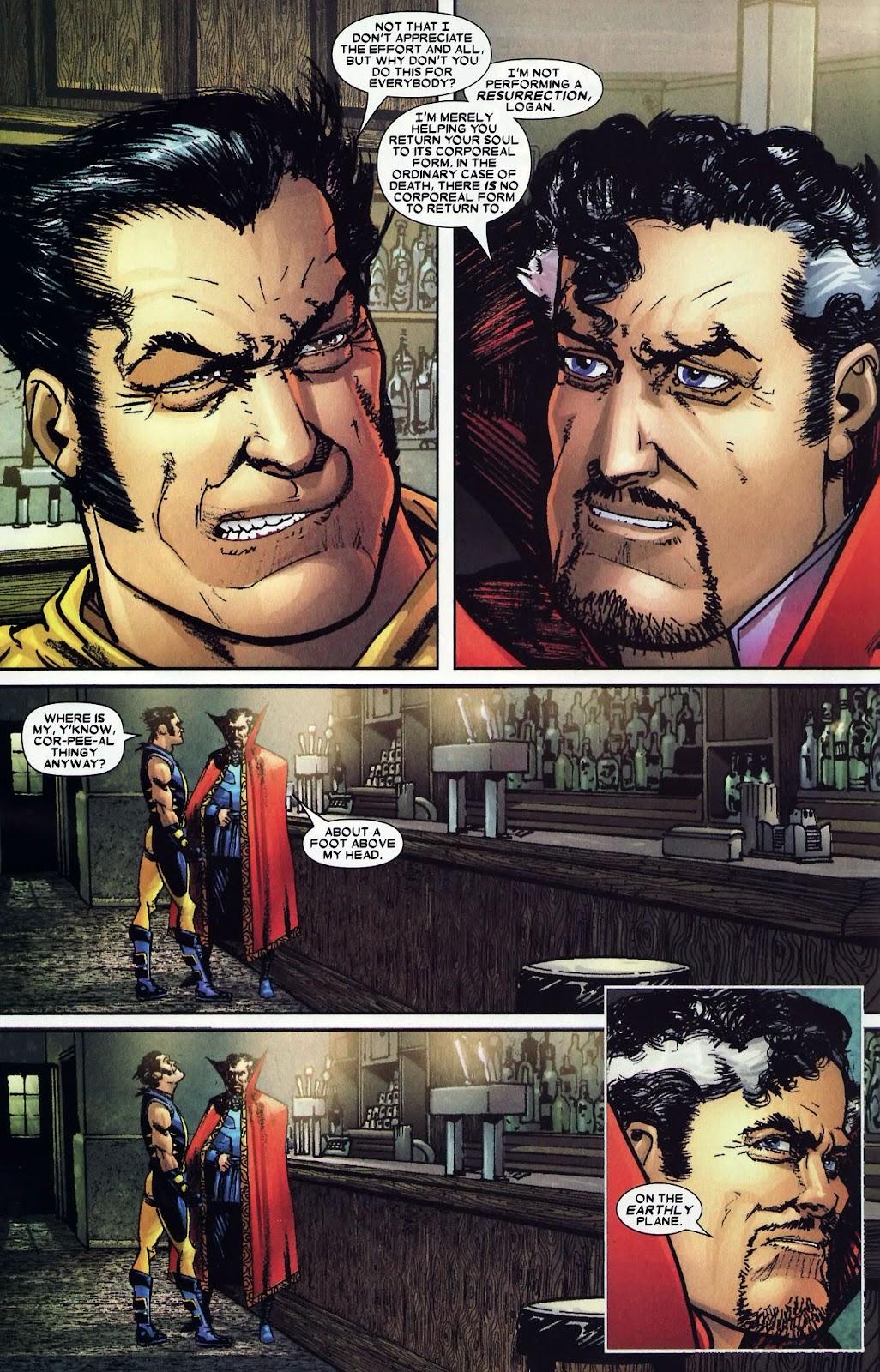 Read online Wolverine (2003) comic -  Issue #59 - 8