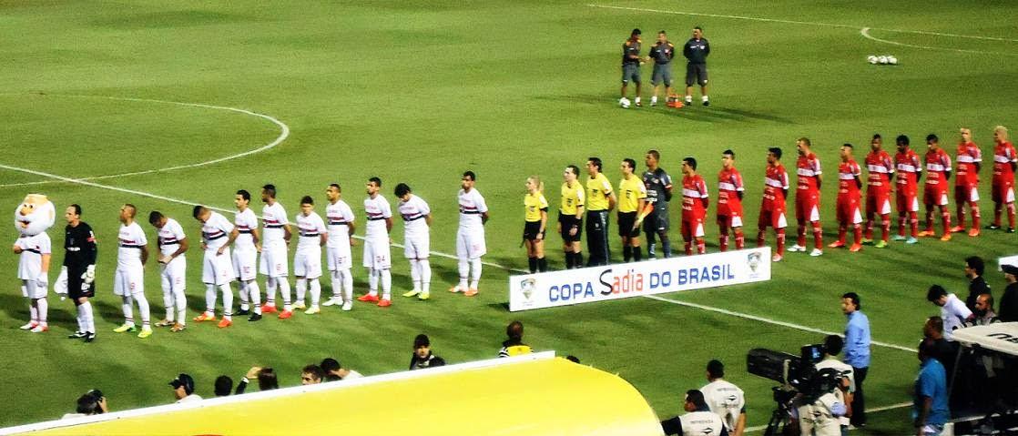 Copa do Brasil: Conheça o caminho do São Paulo na competição