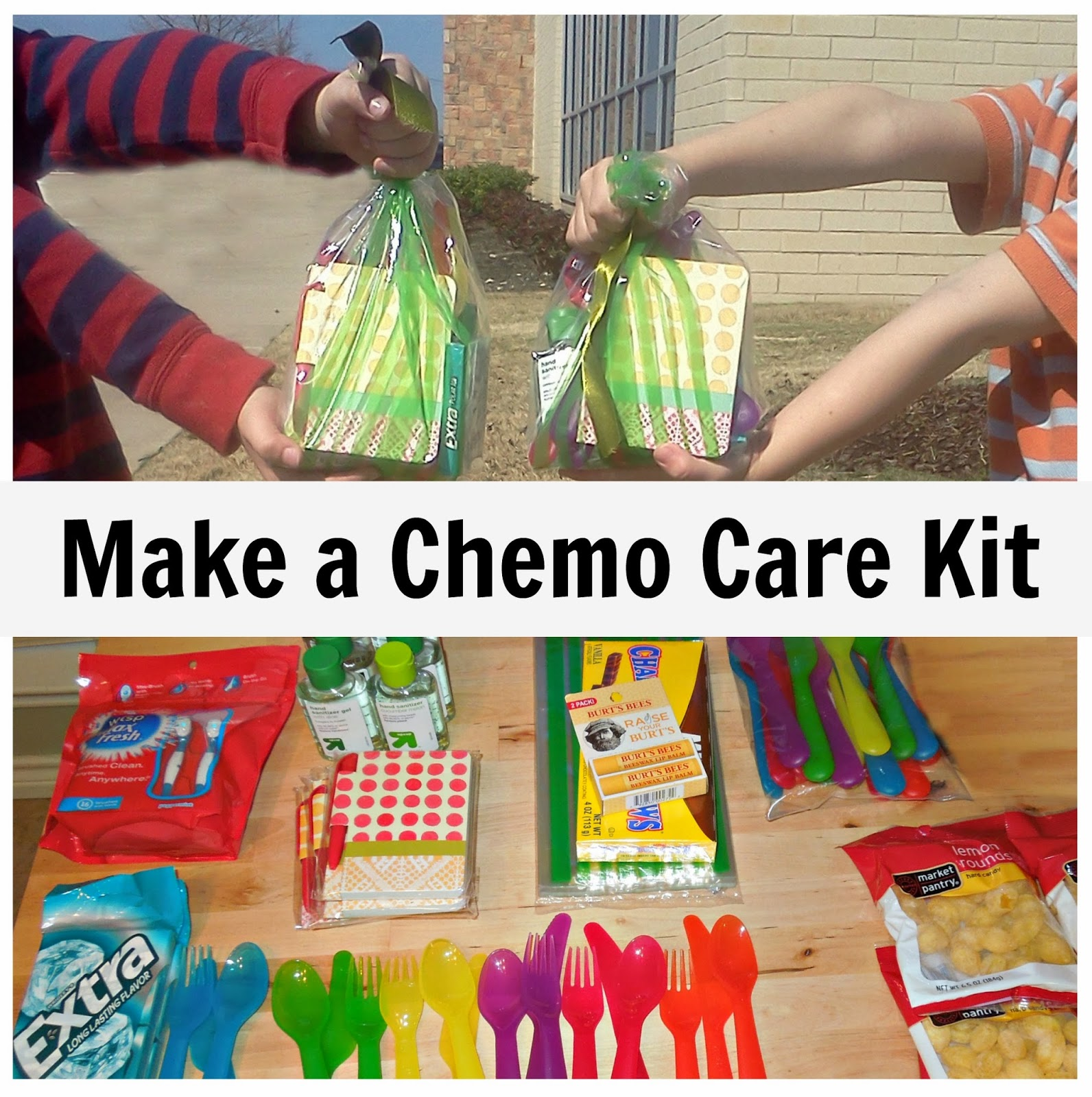 chemotherapy care package ideas | just b.CAUSE