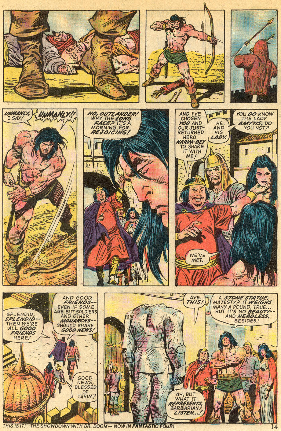 Conan the Barbarian (1970) Issue #36 #48 - English 9