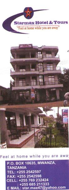 HOTEL MWANZA
