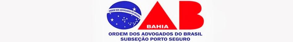 OAB SUBSEÇÃO PORTO SEGURO