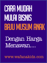 Bisnis Baju Muslim Anak