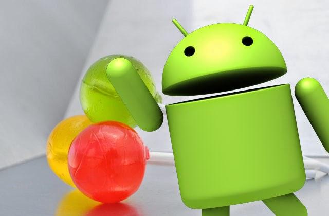 Smartphone-এর নতুন OS অর্থাৎ অপারেটিং সিস্টেম ললিপপ
