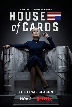 House of Cards - 6ª Temporada Séries Torrent Download completo