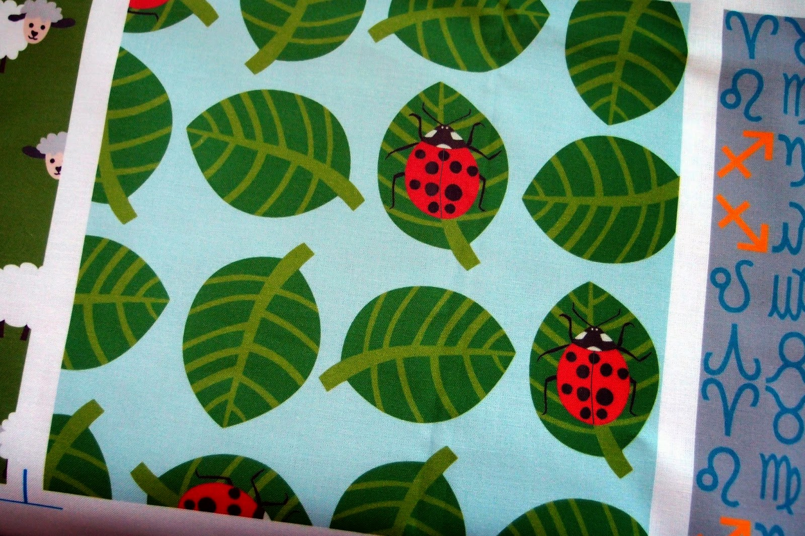 lady bugs on green leaves
