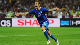Diamanti-Inggris-vs-Italia-Perempat-Final