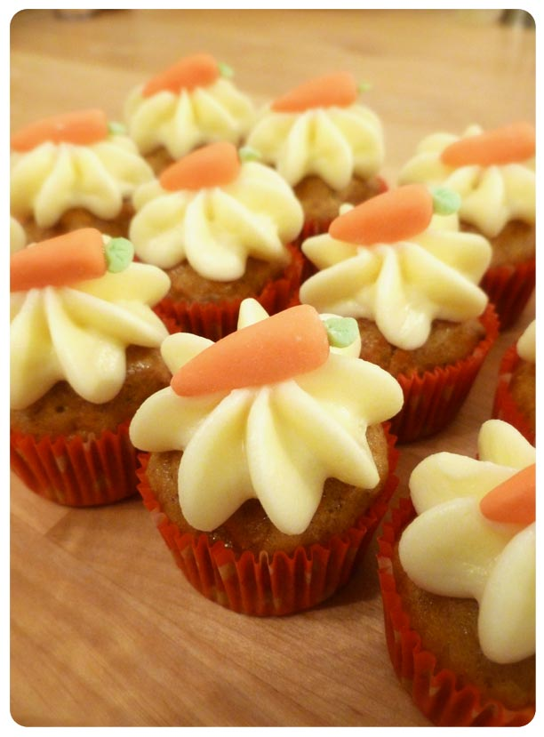 Making Mini Cupcakes From A Cake Mix