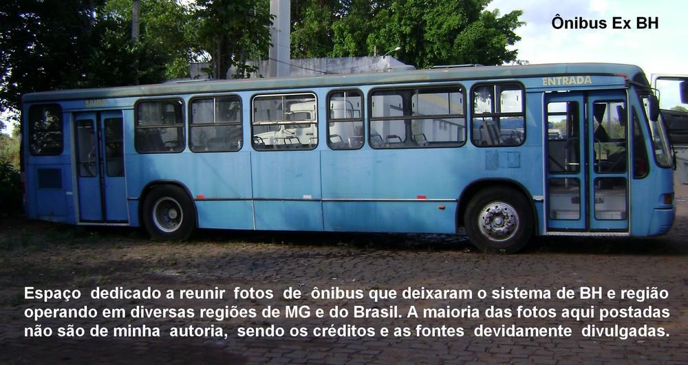 Ônibus Ex BH