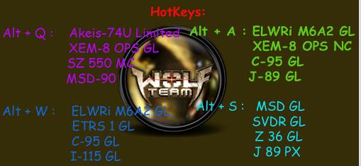 [WLS/WIS/WPS/WTS] Wolfteam Wolf32 11.05.2013 indir
