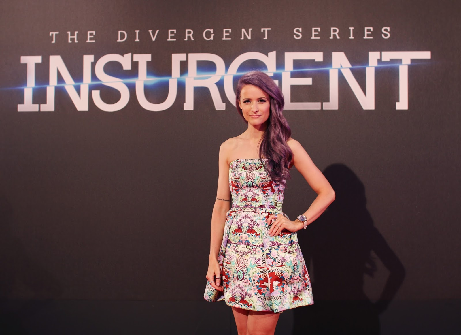 Fashion on the Red Carpet for the Insurgent Premiere