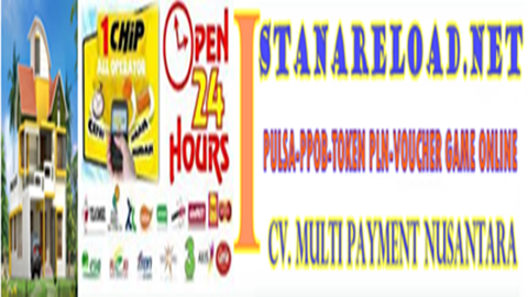 distributor server pulsa murah all operator terlengkap