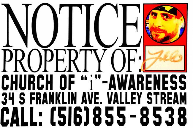 """Church of """"i""""-Awareness"""