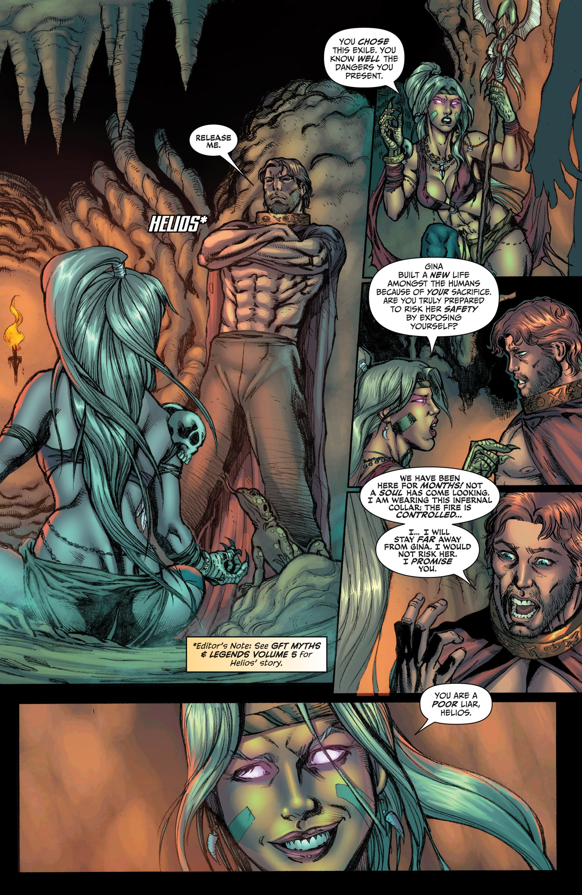 Grimm Fairy Tales (2005) Issue #96 #99 - English 4