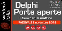 Delphi Porte Aperte 2016