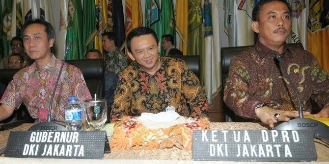 Anggota DPRD DKI Gerindra akui sebut Ahok goblok di Kemendagri