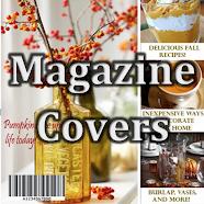 Digital Art (10-12)   Magazine Covers