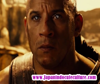 Film Petualangan Luar Angkasa 'Riddick Rule The Dark' 2013