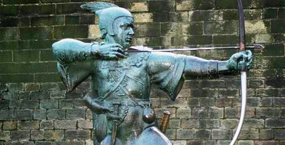 Identity of Robin Hood
