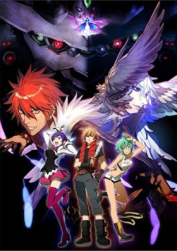 Sousei No Aquarion - Sousei No Aquarion (2005) Poster