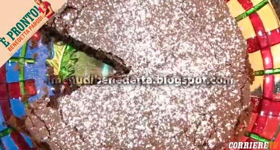 Torta tipo Barozzi di Benedetta Parodi