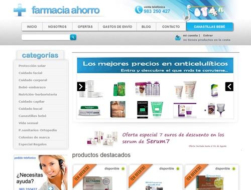 web de farmacia ahorro
