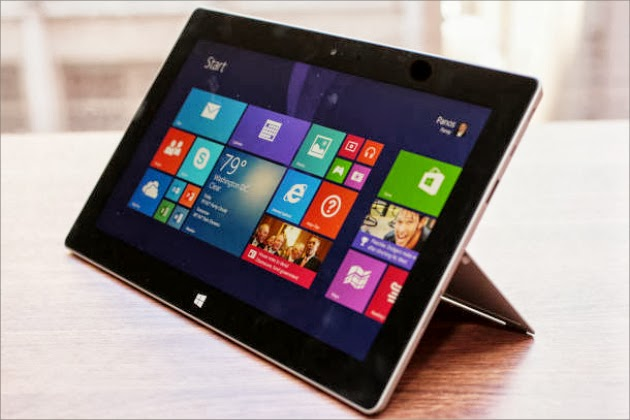 microsoft surface owners manual