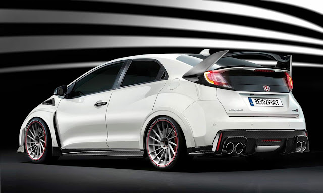 honda civic type r revozport tuning