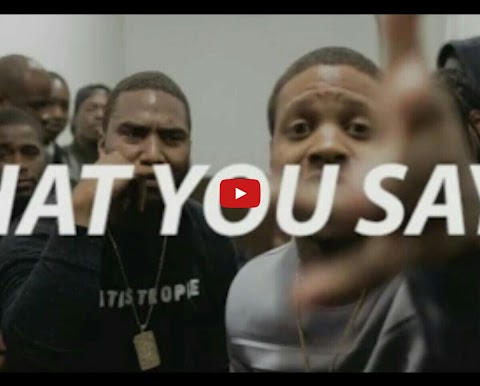 VIDEO REVIEW: OMELLY (@omelly215) x LIL DURK (@LilDurk_) - What You Sayin (Official Video)