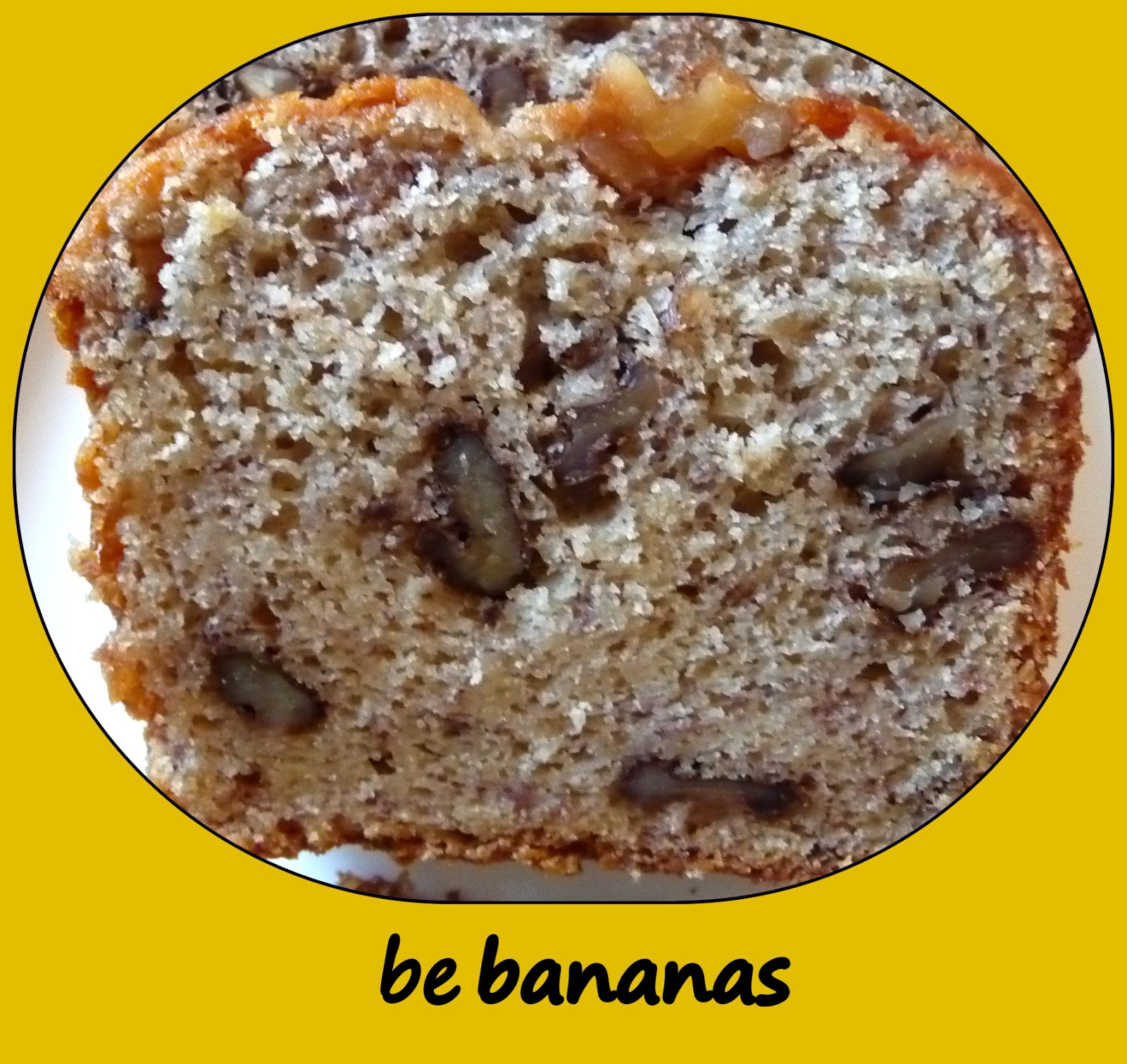 Be bananas
