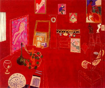 Henri Matisse - L'atelier rouge, 1911