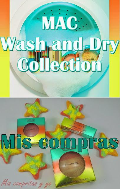 Compras en MAC: colecci�n M�A�C Wash & Dry