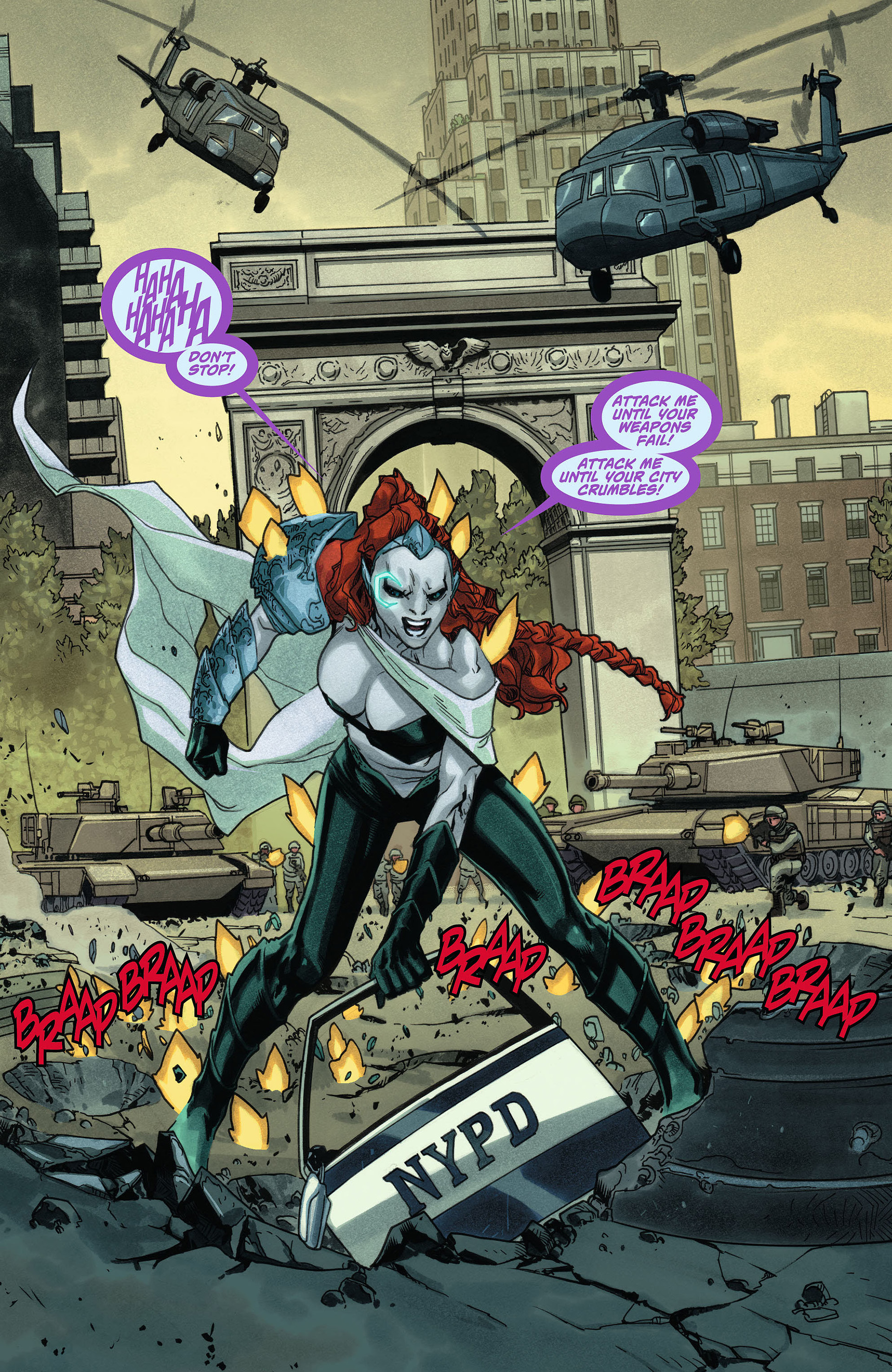 Supergirl (2011) Issue #6 #8 - English 12