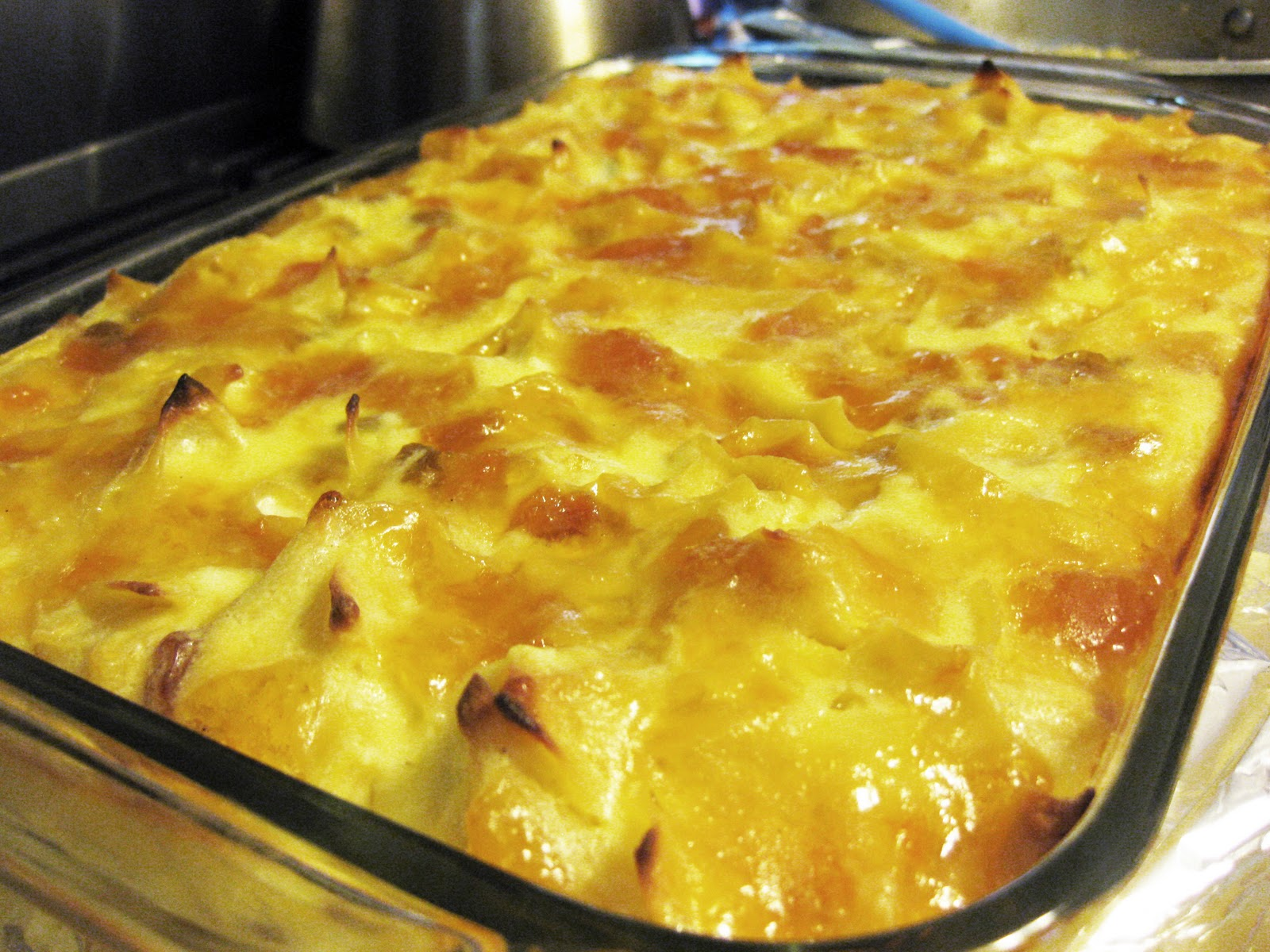 Bloatal Recall: Apricot Noodle Kugel