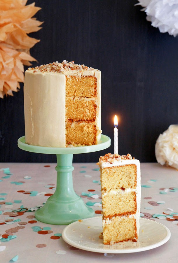 Toffee Dream Cake With Hazelnut Praline Sugary Buttery