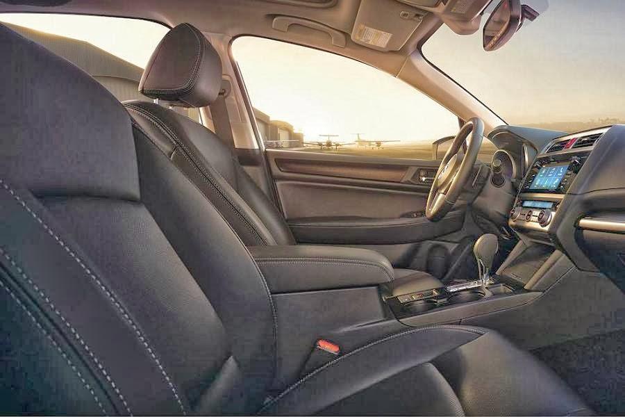 Subaru Legacy Saloon (2015) Interior