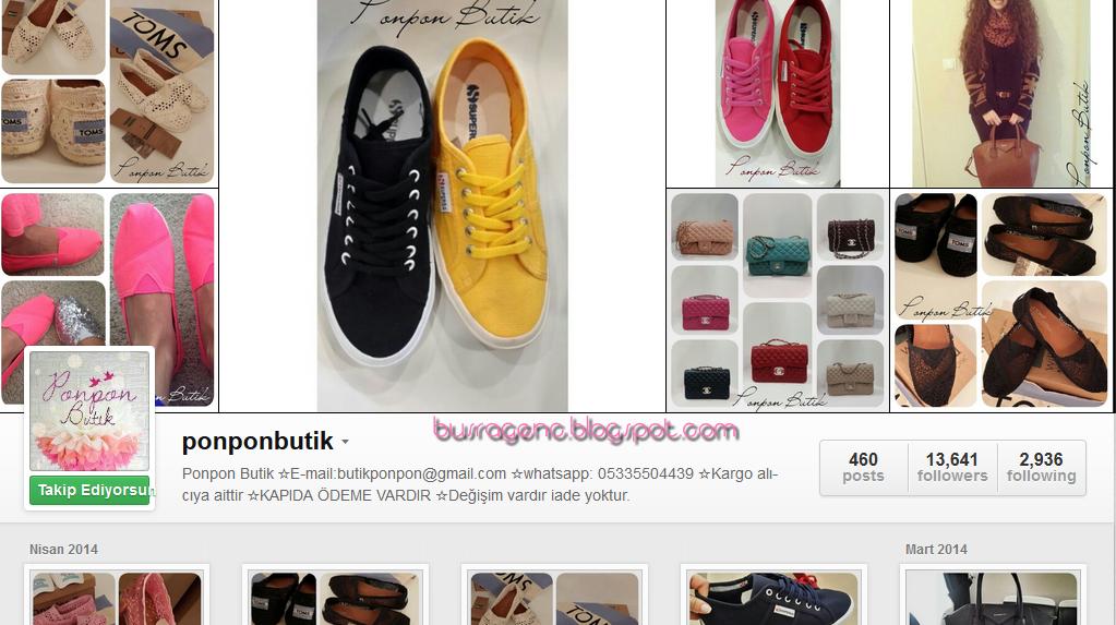 Busra Genc En Iyi Instagram Butikleri 2