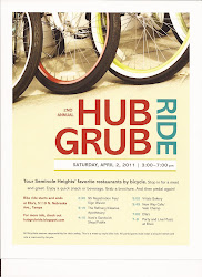 Hub Grub Bicycle Ride: April 2 at Ella's