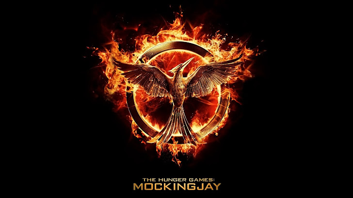 Hunger Games Mockingjay Logo