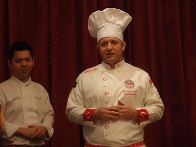 Chef Ahmet Akpinar