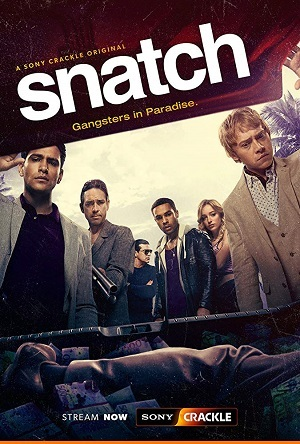 Snatch - 2ª Temporada Séries Torrent Download capa