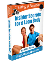 Free Training & Nutrition eBook